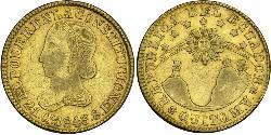 8 Escudo Ecuador Oro
