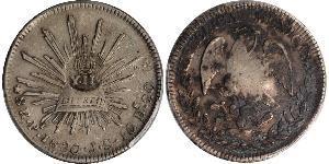 8 Real 菲律宾 銀