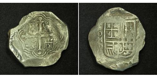 8 Real Nouvelle-Espagne (1519 - 1821) Argent
