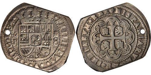 8 Real Nouvelle-Espagne (1519 - 1821) Argent Philippe V d
