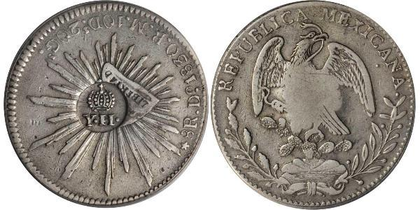 8 Real Philippines Argent
