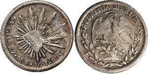 8 Real Philippinen Silber