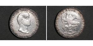 8 Real Mexico Silver