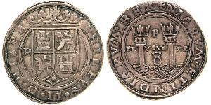 8 Real Peru / Spanish Mexico  / Kingdom of New Spain (1519 - 1821) Silver
