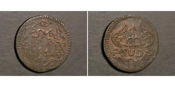 8 Real Nouvelle-Espagne (1519 - 1821)