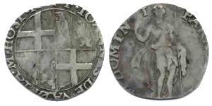 9 Tari Rhodes et de Malte (1080 - ) Argent