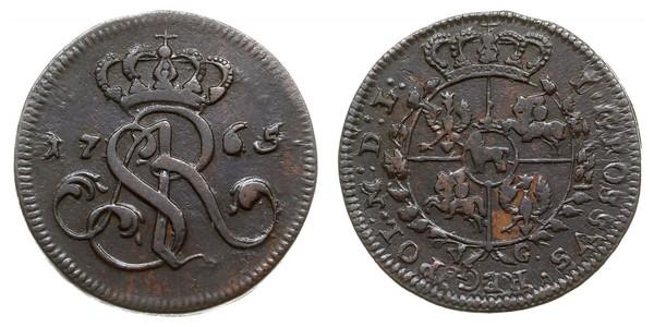 Грош Річ Посполита (1569-1795) Мідь Станіслав Август Понятовський (1732 - 1798)