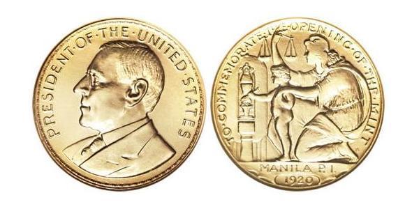 Доллар США (1776 - ) Золото