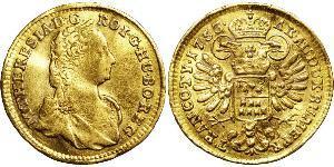 монета дукат княжество трансильвания 1571 1711 священная римская