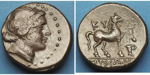 AE2 Antikes Griechenland (1100BC-330) Bronze