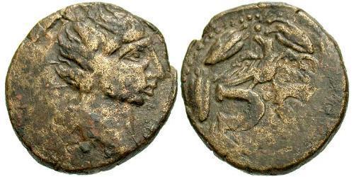 AE_ Римская империя (27BC-395) Орихалк Адриан (76 - 138)