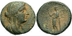 AE_ Ptolemaic Kingdom (332BC-30BC) Bronze