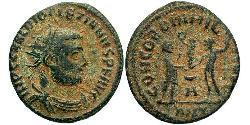 AE_ Roman Empire (27BC-395) Bronze Diocletian (244-311)