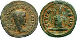 AE_ Roman Empire (27BC-395) Bronze Philip the Arab (204-249)