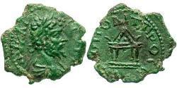 AE_ Roman Empire (27BC-395) Bronze Septimius Severus (145- 211)