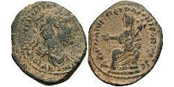 AE_ Roman Empire (27BC-395) Bronze Hadrian  (76 - 138)