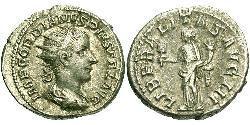 Antoninien Empire romain (27BC-395) Argent Gordien III(225-244)