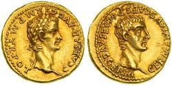 Aureus 羅馬帝國 金 Caligula (12-41)