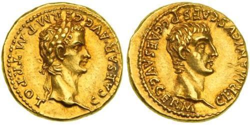 Aureus Römische Kaiserzeit (27BC-395) Gold Caligula (12-41)