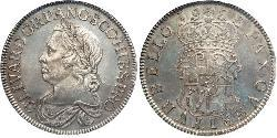 Crown Commonwealth of England (1649-1660) Silver