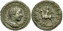 Denarius Römische Kaiserzeit (27BC-395) Silber Gordian III.(225-244)
