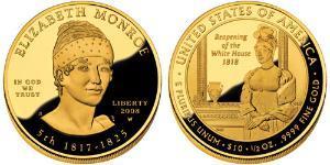 Dollar 美利堅合眾國 (1776 - ) 金