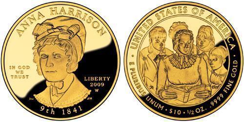 Dollar 美利堅合眾國 (1776 - )