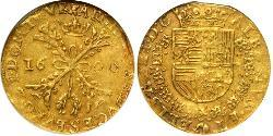 Ducat Belgien Gold