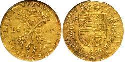 Ducat Belgium Gold