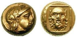 Hekte Antigua Grecia (1100BC-330) Électrum