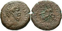 Hemidrachm Roman Empire (27BC-395) Bronze Hadrian  (76 - 138)