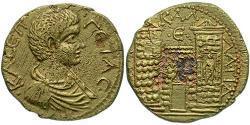 Pentassarion Roman Empire (27BC-395) Bronze Geta (189-211)