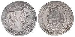 Shilling Kingdom of England (927-1649,1660-1707) Silver Mary I of England (1516-1558)
