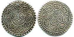 Tangka Tibet Silver