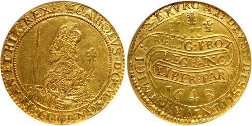 Unite 英格兰王国 金 查理一世 (英格蘭) (1600 - 1649)
