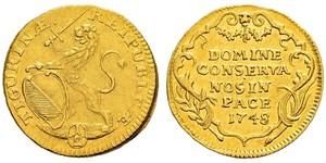 Швейцария Золото