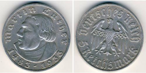 Третий рейх (1933-1945) Серебро