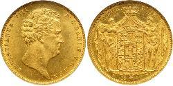 Denmark Gold Christian VIII of Denmark (1786 - 1848)