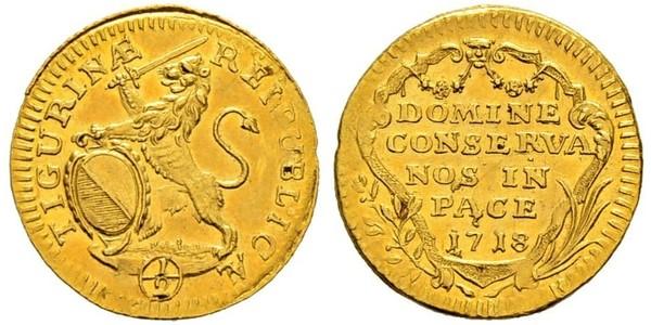 Switzerland Gold
