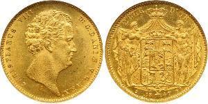 Danimarca Oro Cristiano VIII di Danimarca (1786 - 1848)