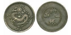 República Popular China Plata