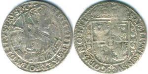 República de las Dos Naciones (1569-1795) Plata Sigismund III