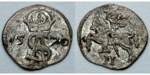 Großfürstentum Litauen (1236 - 1791) Silber