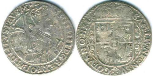 Polish-Lithuanian Commonwealth (1569-1795) Silver Sigismund III of Poland