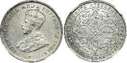 Straits Settlements (1826 - 1946) Silver George V of the United Kingdom (1865-1936)