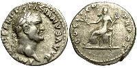 1 Denarius Roman Empire (27BC-395) Silver Vespasian (9-79)