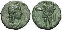 1 Фолліс /  AE4 Римська республіка (509BC-27BC) Бронза