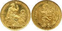100 Sol Peru Gold