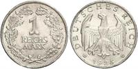 1 Mark Weimar Republic (1918-1933) Silver