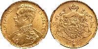 20 Franc 比利时 金